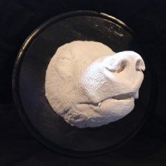 plaster casting, $200.00 Sold