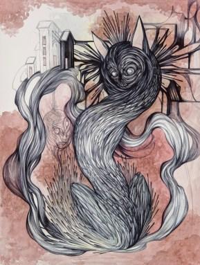 Katherine Brannock - Study of The Magician
