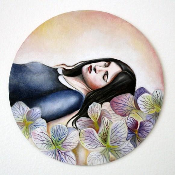 Jessica Andresen-Lopez - Ophelia