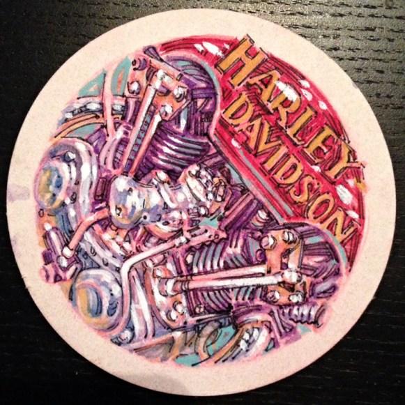 Bryan Bancroft - Harley Davidson