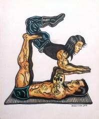 Alex Chiu - Acro Yoga