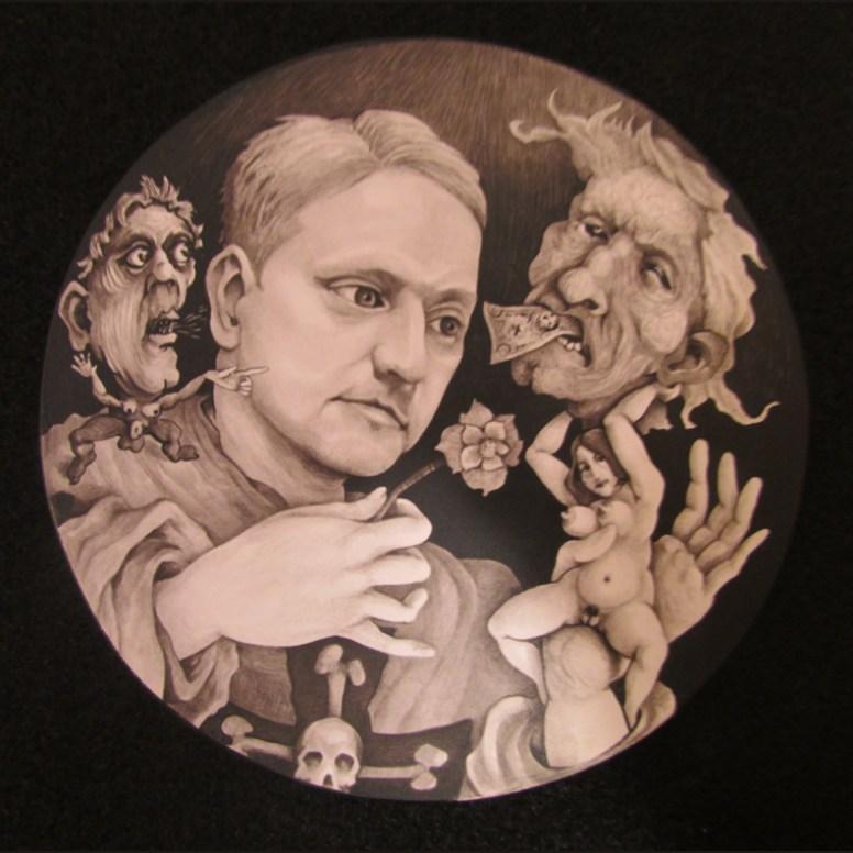 Bruce Eichelberger -Mat