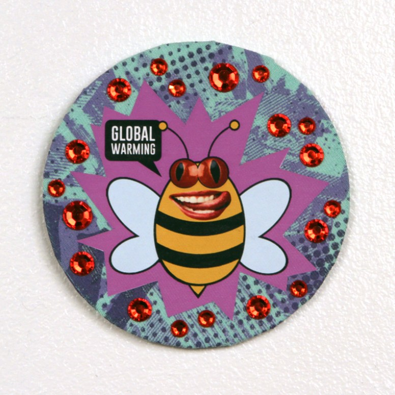 Fuckface Jimi - Global Warming Bee
