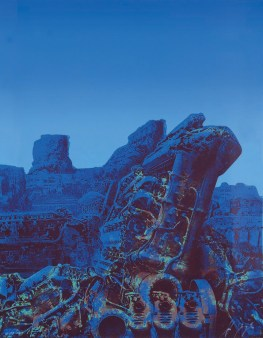 H.R. Giger (1940-2014) - Motor Landscape