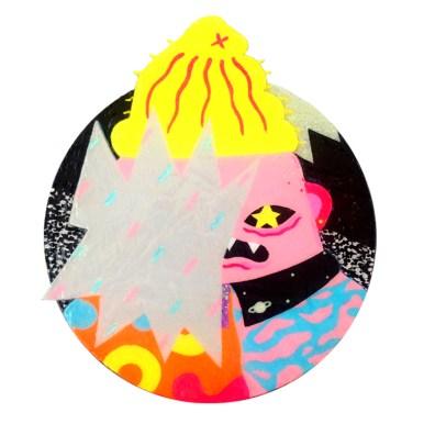 Gabby Gonzales - Space Gem #1 (AaHhh!!)
