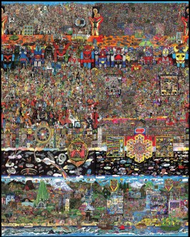 Howard Hallis - The Picture of Everything