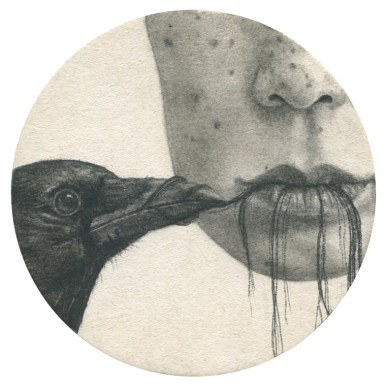 Stephanie Inagaki - Murder of Crows - Feeding