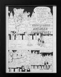 Benjamin Marra - Avenger Adventure, Page 2