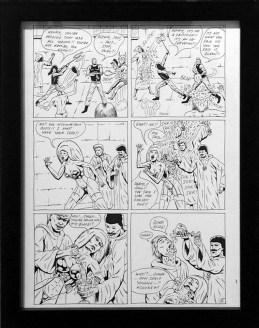 Benjamin Marra - Avenger Adventure, Page 5