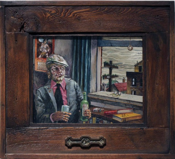 Harold Fox - Drinking Alone In His Room