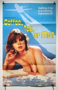 Coffee, Tea, or Me?