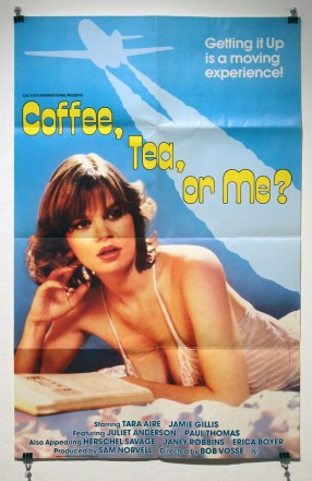 Coffee, Tea, or Me?