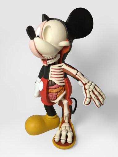 Jason Freeny - Mickey Dissected