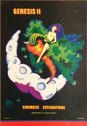 Neon Park - Genesis-II1969, poster, 13.75 x 20 in. $50