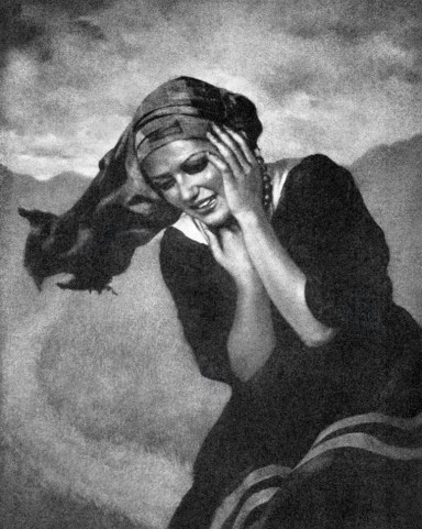 William Mortensen - Wind