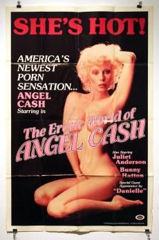 The Erotic World of Angel Cash