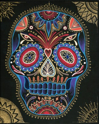 Roxi Tattoo - Calaverita de Azucar (little sugar skull)