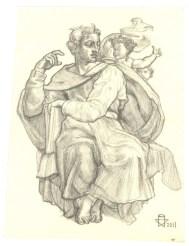 Christopher Ulrich - Cherubs Attending Ezekial