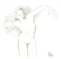 Christopher Ulrich - Lilith sketch