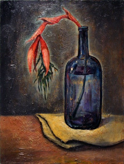Christopher Ulrich - Plant in a Bottle