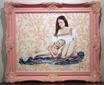 Nicole Waszak - 64 Months (Maternal Mommy)