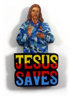 Peter Adamyan - Jesus Saved Me From Towelheads