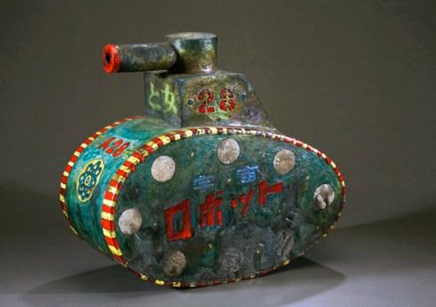 Don Fritz - Atomic Tank