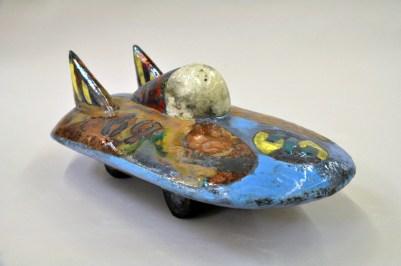 Don Fritz - Rocket Car 69