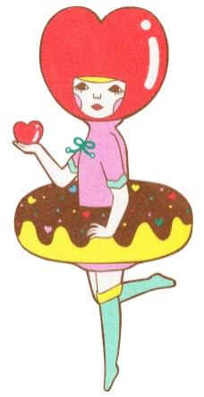 Naoshi - Sweets Planet , Heart