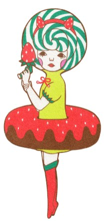 Naoshi - Sweets Planet , Candy 2