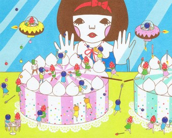 Naoshi - Cake's Battle, Unshakable Belief