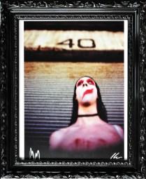 Dean Karr - Marilyn Manson Smudge Mouth