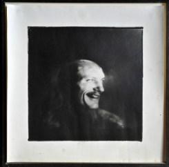 Matt Mahurin - Untitled #31, portrait of death row inmate