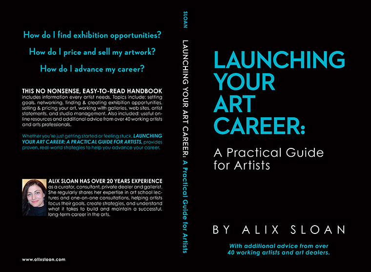 Alix Sloan book jacket