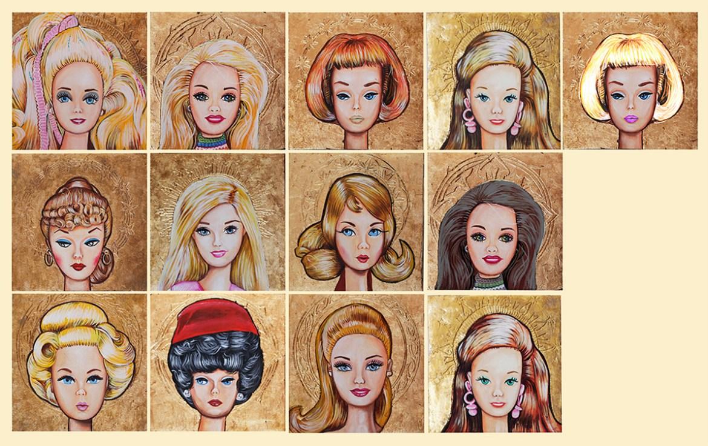 Thirteen Icons