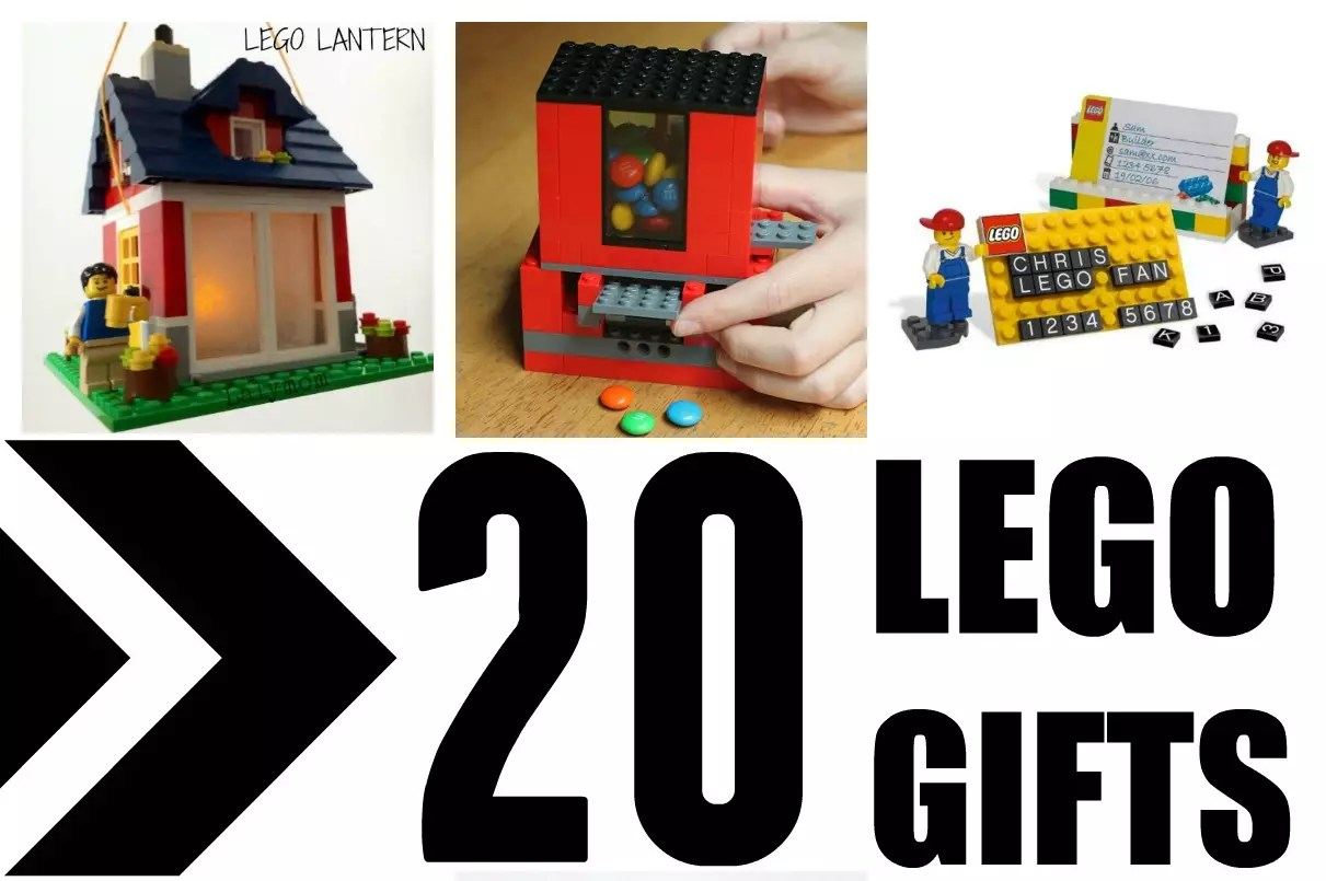 20 Cool Lego Ts To Build
