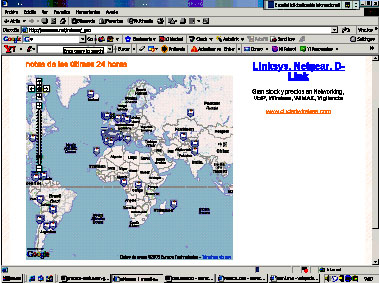 Notas por países de mename.net