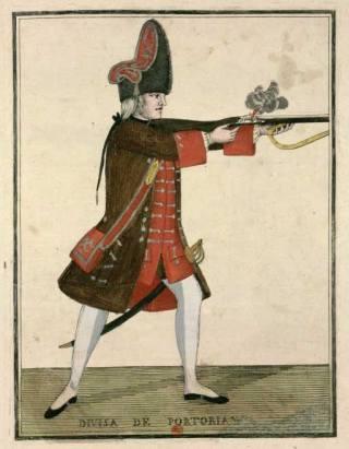 Correva l'anno 1742