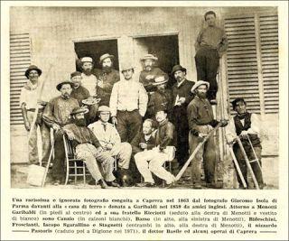 Correva l'anno 1863