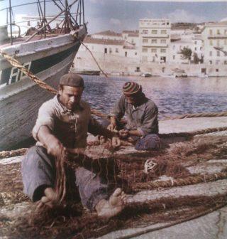 I vecchi marinai di La Maddalena