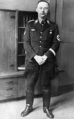 Mussolini e i piani diHimmler
