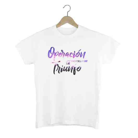 Camiseta Operación Triunfo