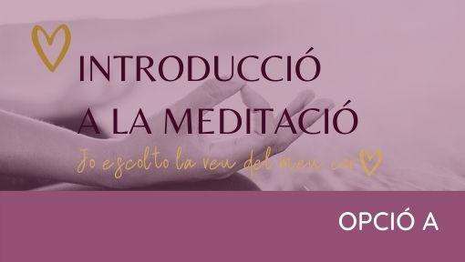 introducció a la meditació