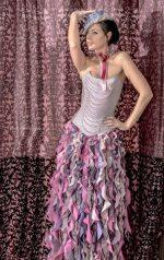 robe-de-mariee-corset-mauve