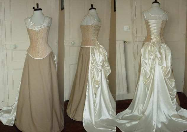 robe-mariee-coton-medieval