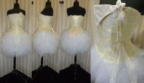 robe-de-mariee-corset-boheme-courte-tulle-blanche-soie-ivoire-rose