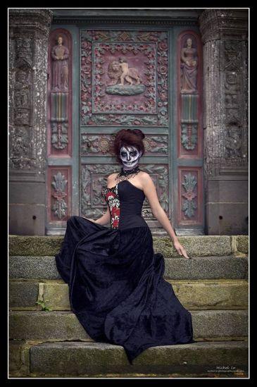 robe-de-mariee-noire-tete-de-mort