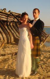 Robes de mariées celtique