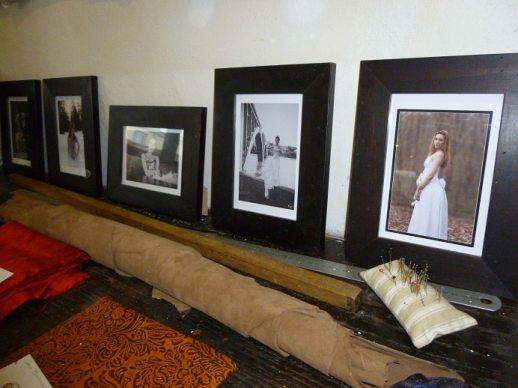 Atelier de confection de robes de mariées atelier-cadres-photos