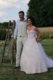 Robes de mariées féerique